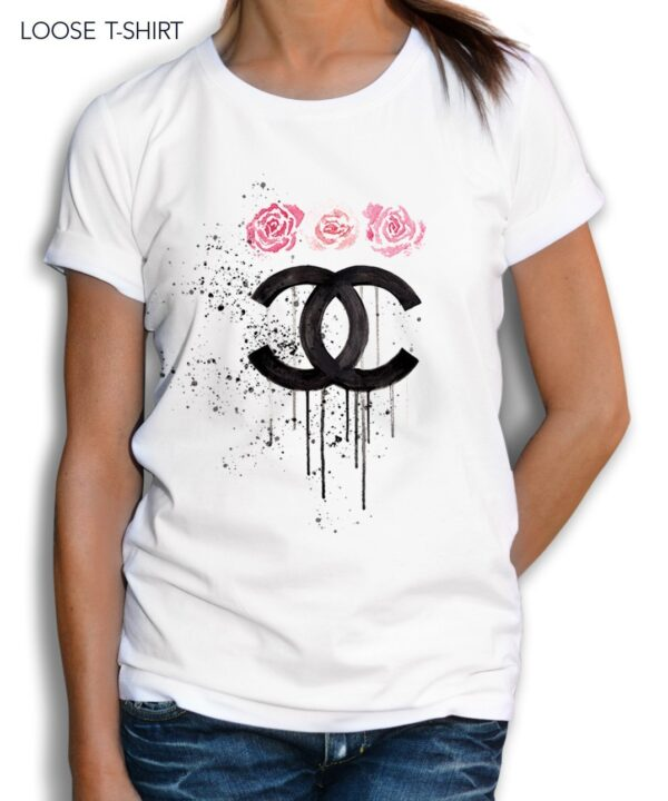 logo printing on clothes