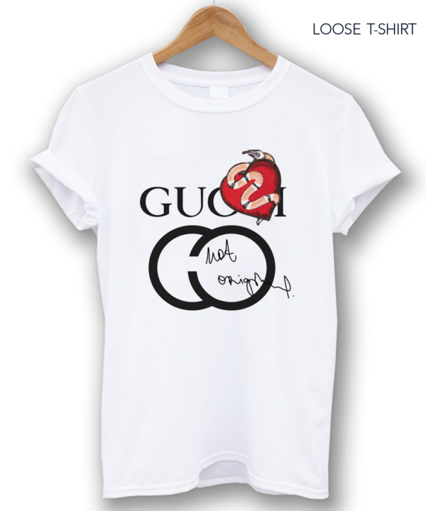 Red Gucci Heart