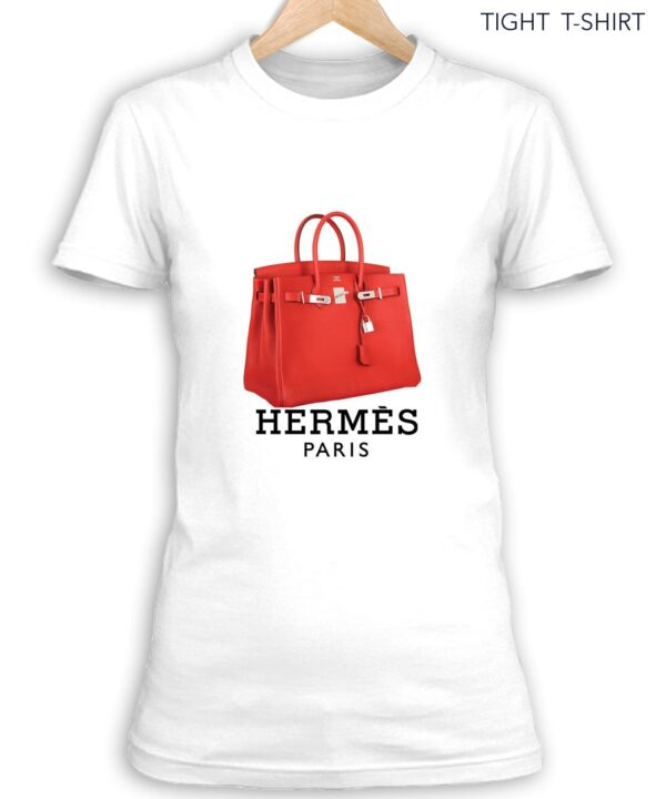 hermes-red-bag-tight-tee