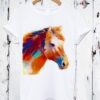 Colorful Аrt Horse