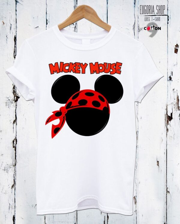 Mickey Mouse Head