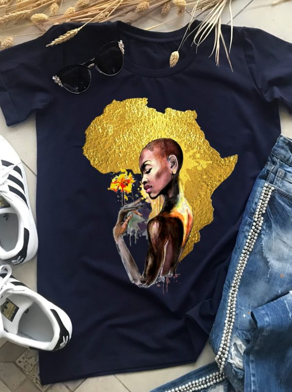 gold africa map