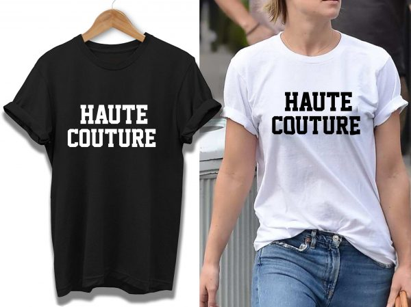 Haute Coutore Text