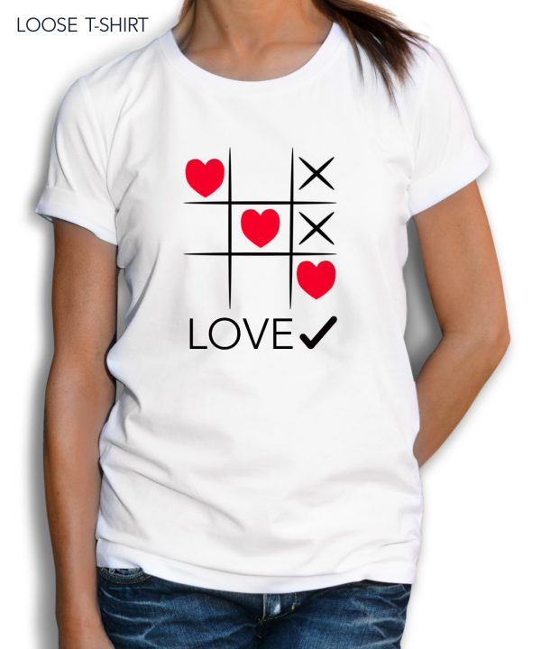 Tic Tac Toe Love